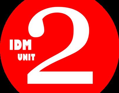 IDM Unit 2
