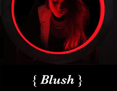 Blush - Arduino interactive lamp