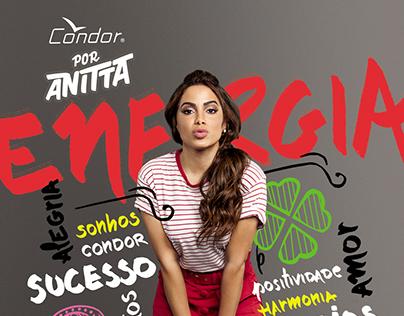 Campanha Condor I Anitta