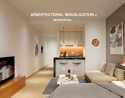 Architectural visualization - Residential