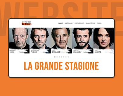 Teatro Eliseo® | WEB DESIGN