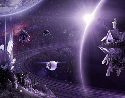 Barrio espacial