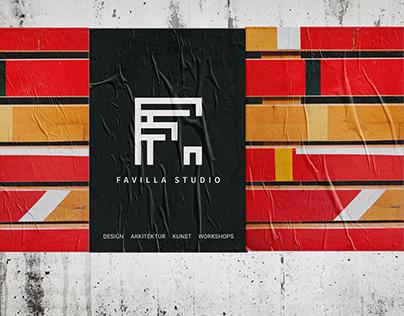 Favilla Studio. Brand Identity