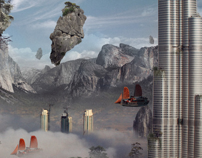 FUTURE DXB / Near-Future Dubai