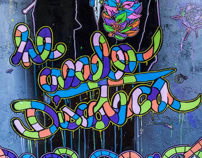 Calvin Harris Custom Painting