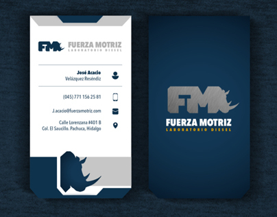 FUERZA MOTRIZ / Corporate Identity