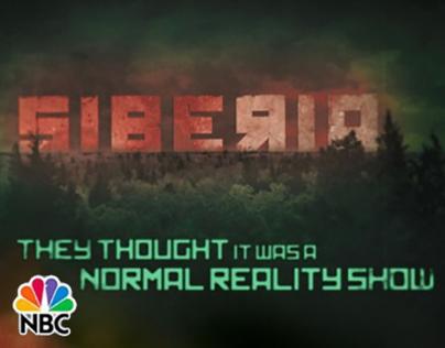 NBC's Siberia - Pitch / Trailer