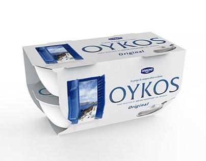 Oykos - Danone
