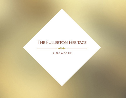 The Fullerton Heritage - Concept