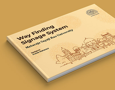 Way Finding Signage System