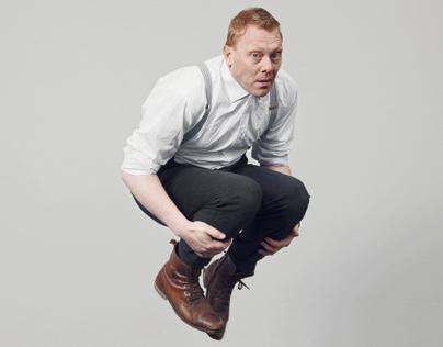 Jón Gnarr, mayor of Reykjavík