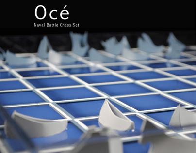 Océ Chess Set