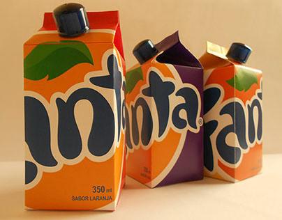 Fanta | packaging
