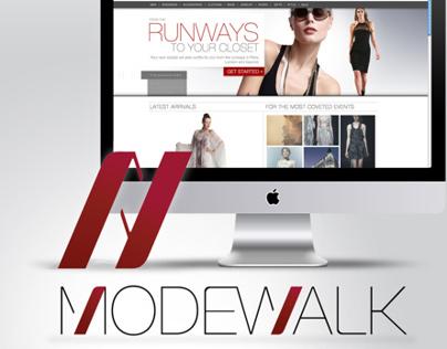 ModeWalk: Full Branding Overview