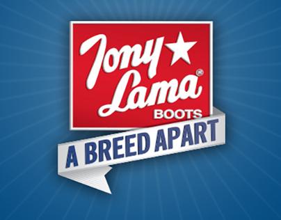 Tony Lama - A Breed Apart Campaign