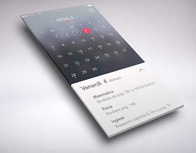 Journal App Concept
