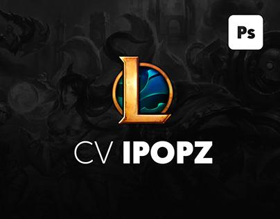 CV IPOPZ - League Of Legends