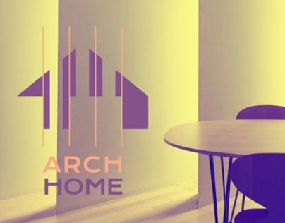 Arch Home - Logo Design