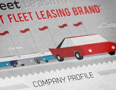 DRD Fleet Leasing Infographic Design