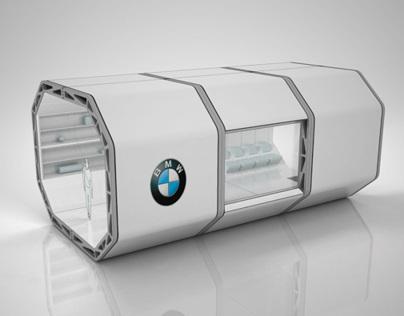 BMW - modular exhibition concept