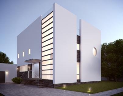 Kowalewski Residential   CGI Reproduction