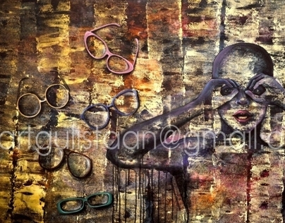 Paintings By Gulistaan