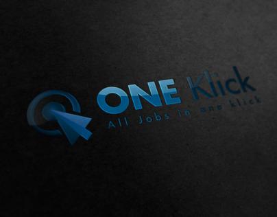 One Klick logo