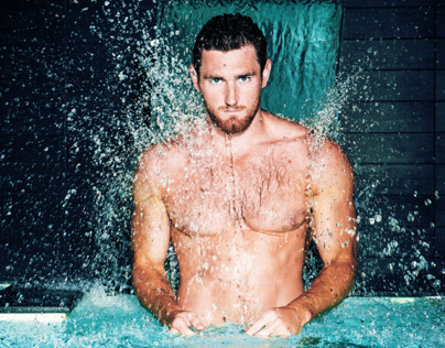 Night Swimming with Cameron van der Burgh