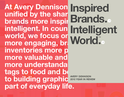 Avery Dennison Annual Reports