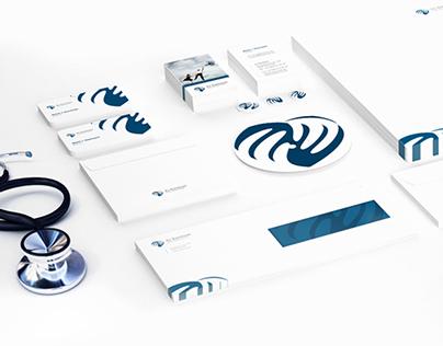 AZ DAMIAAN / hospital / branding