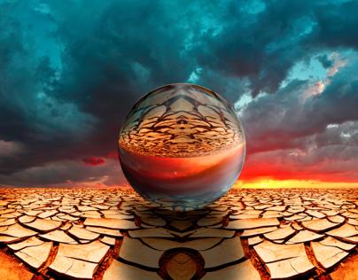 Surrealistic Drop