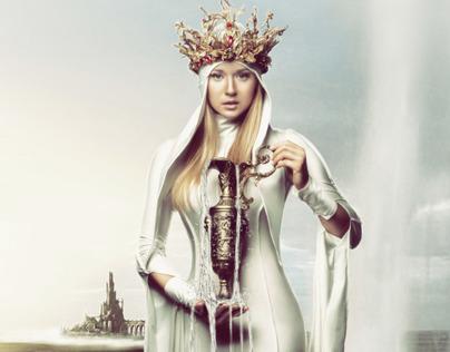 Art-project: Alchemy of Beauty