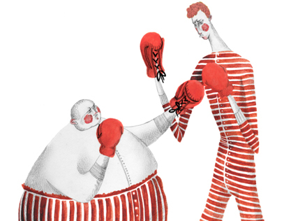 Circus Character Design