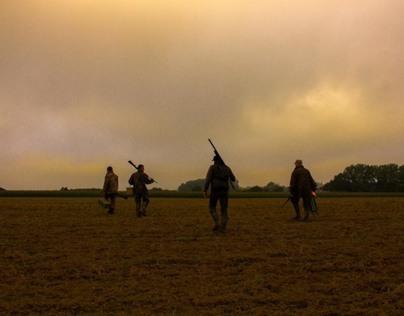 Hunters September 2013