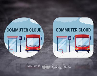 Commuter Cloud - Launcher Icon
