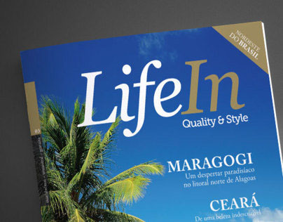 Editorial. LifeIn Magazine