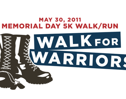 Walk for Warriors Campaign