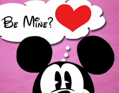 Mickey's Valentine's Party