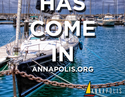 Annapolis Boat Ad