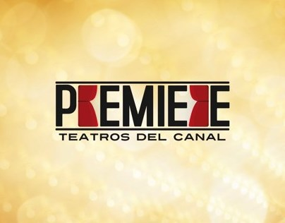 PREMIERE - Logo for Teatros del Canal
