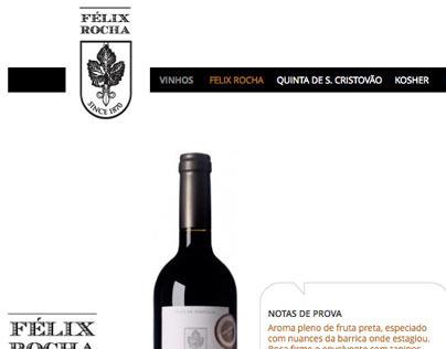 Felix Rocha web project