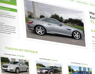 Car dealer web project proposal