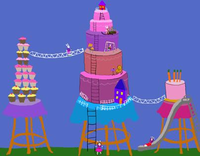 Cake Mountain