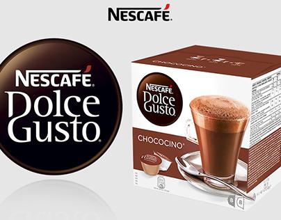 Nescafe Banner Digital