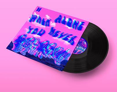 Disco de vinil - BTS