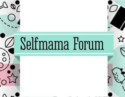 Selfmama Forum style