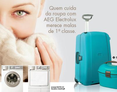 Promoção - AEG Electrolux