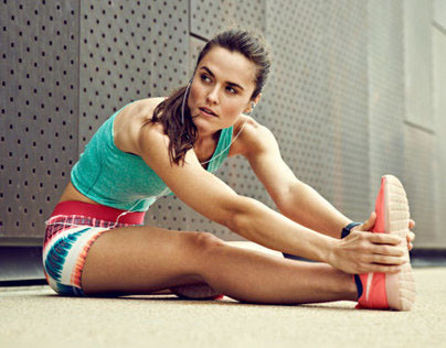 Fitness photography for Modere!