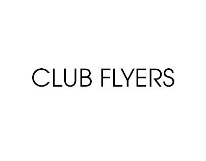 Club Flyers