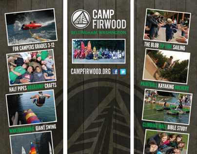 Camp Firwood - Trade Show Displays